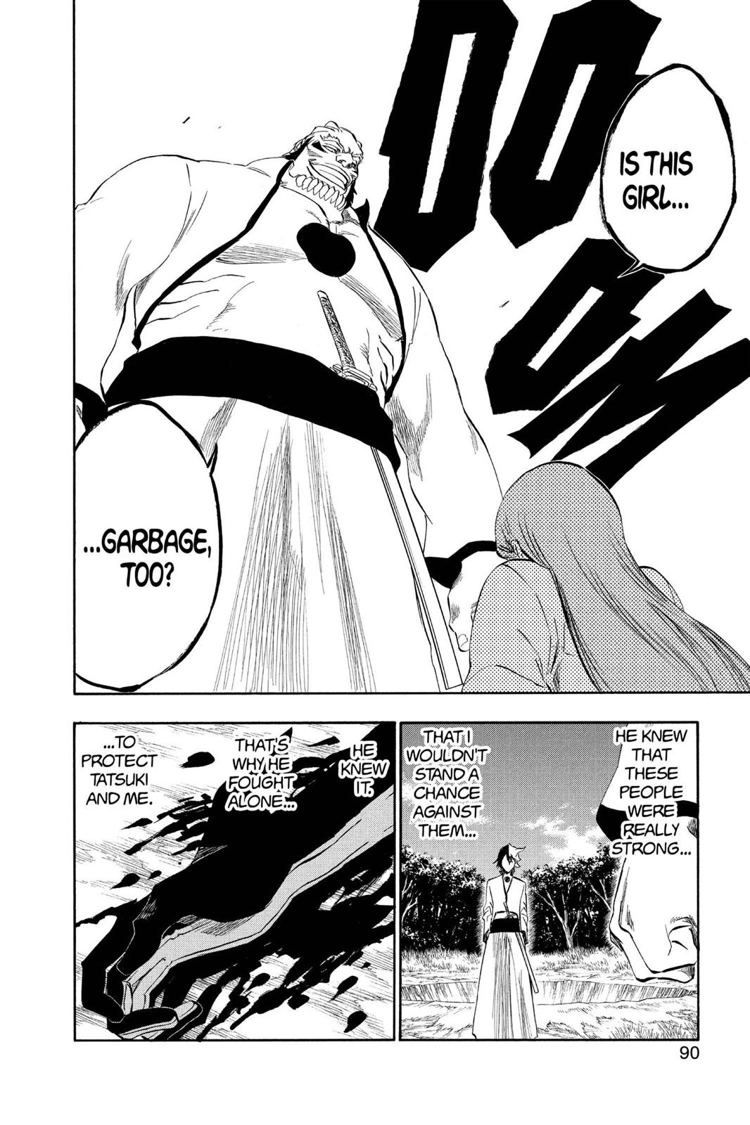Bleach, Chapter 192 image 004