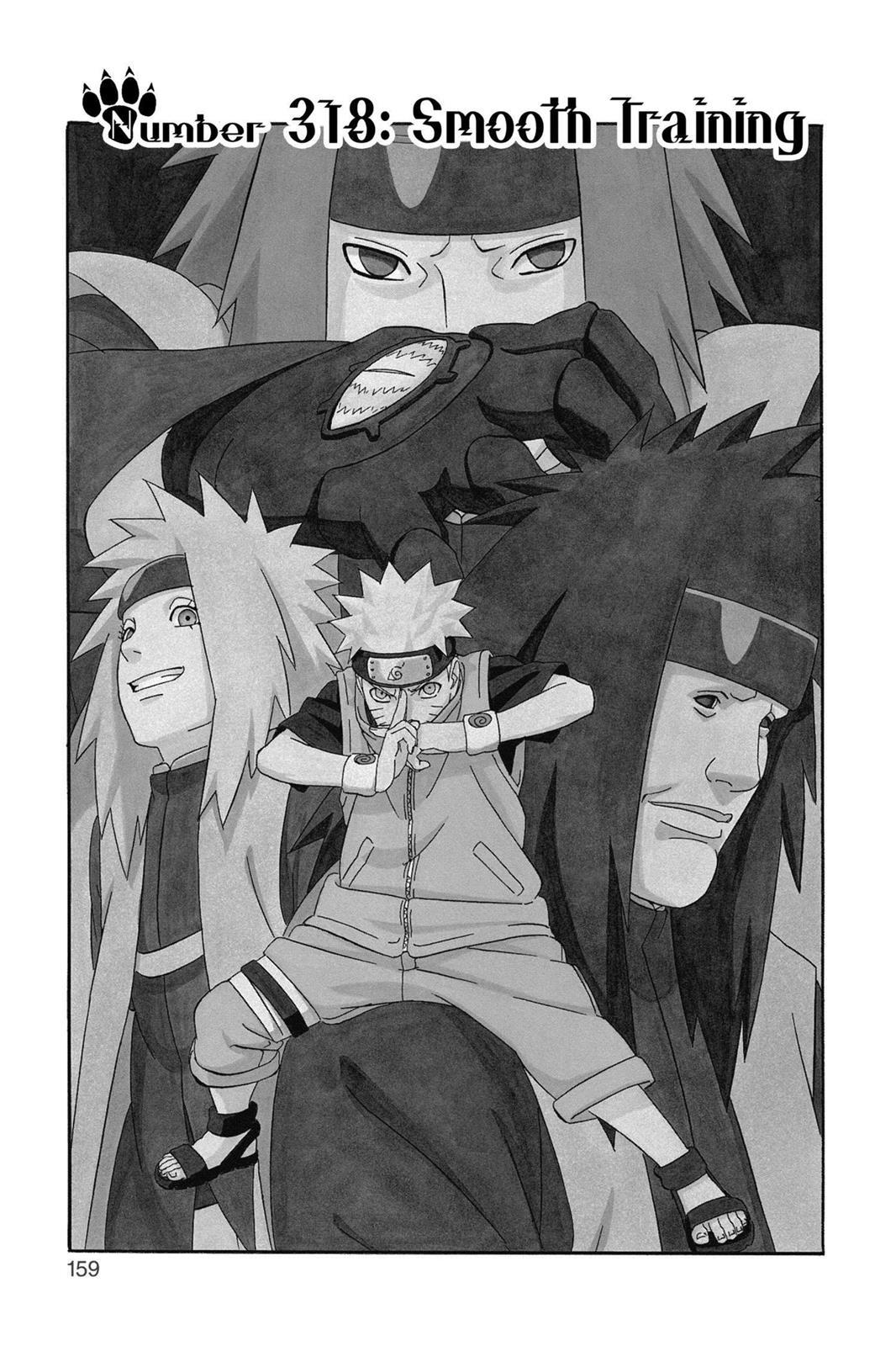 Naruto, Chapter 318 image 001