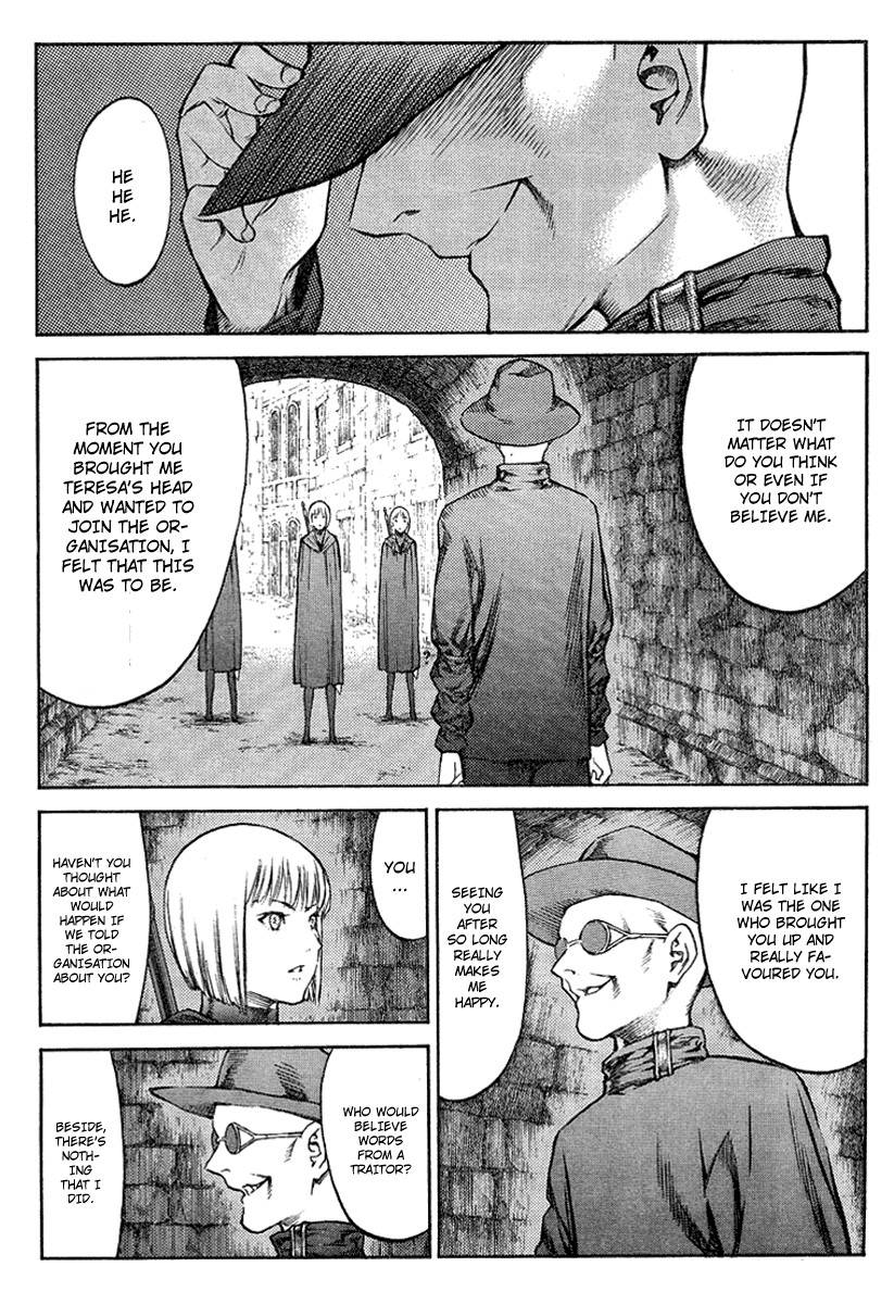 Claymore, Chapter 85 image 001