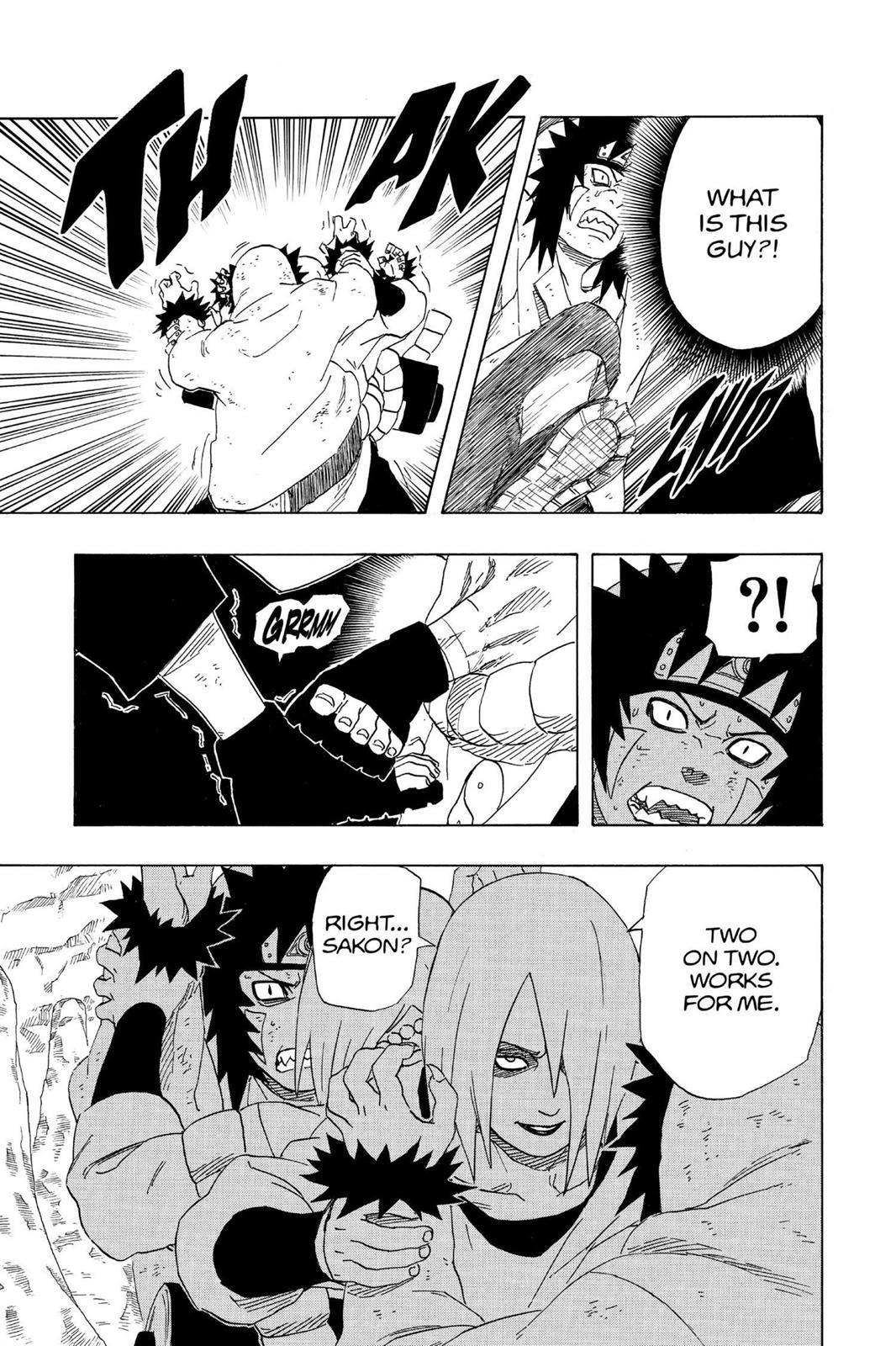 Naruto, Chapter 202 image 014