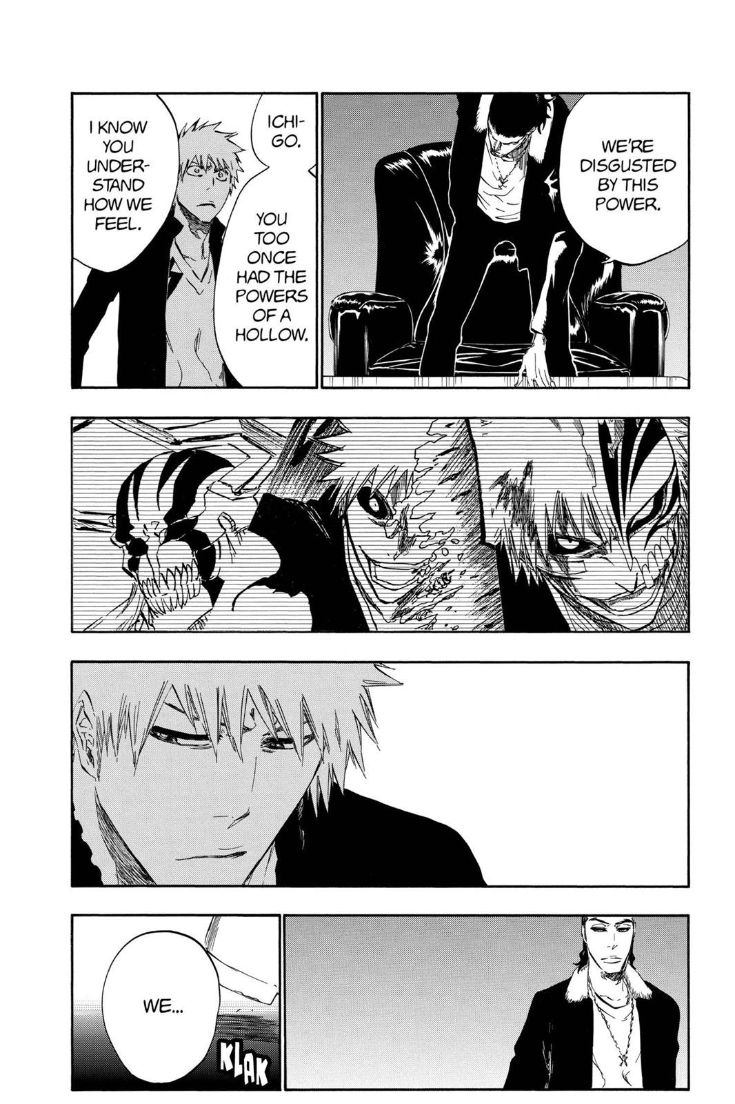 Bleach, Chapter 433 image 018