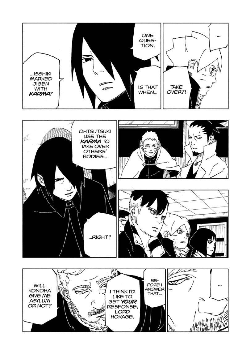 Boruto Manga, Chapter 46 image 019