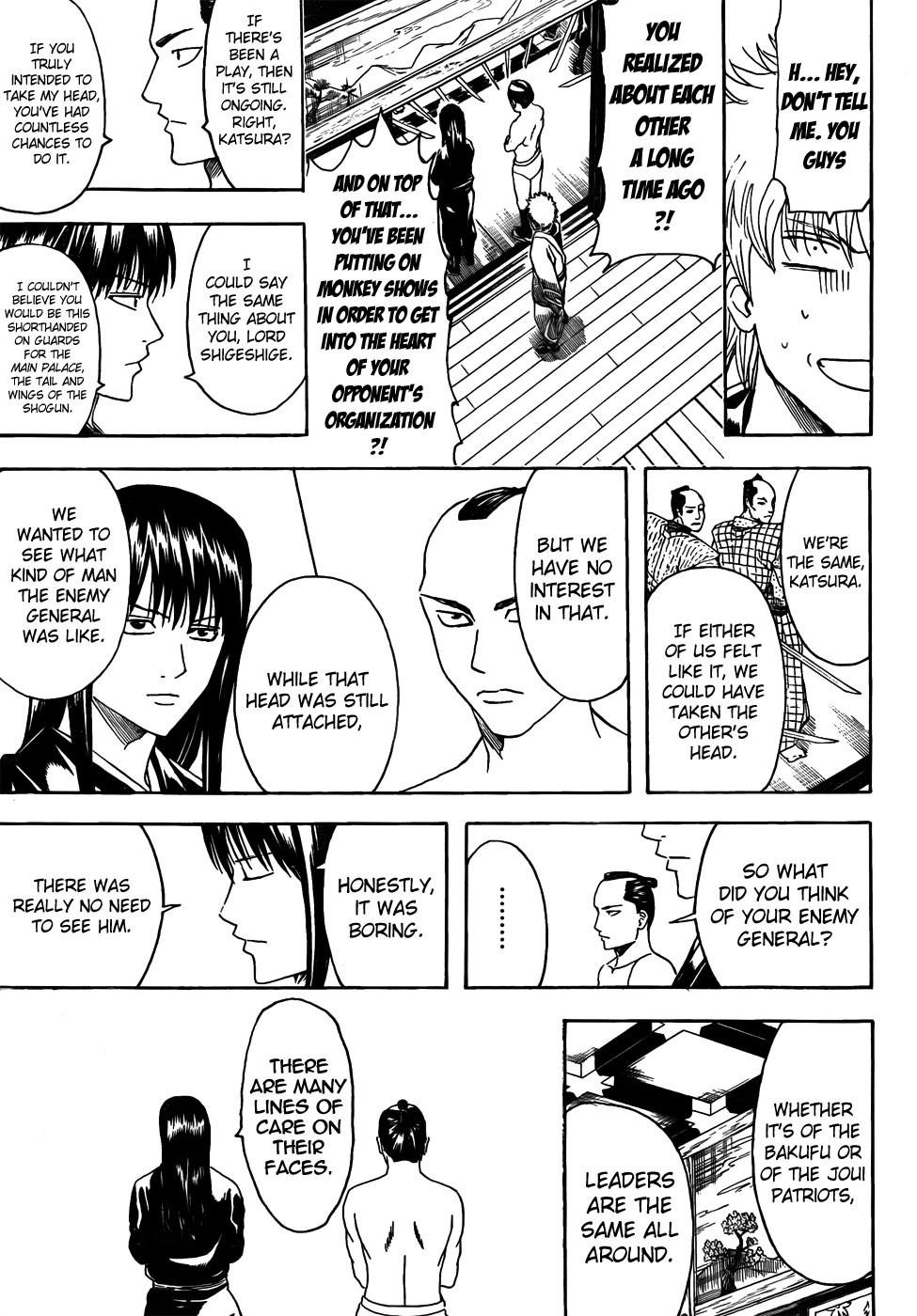 Gintama Chapter, 415 image 017