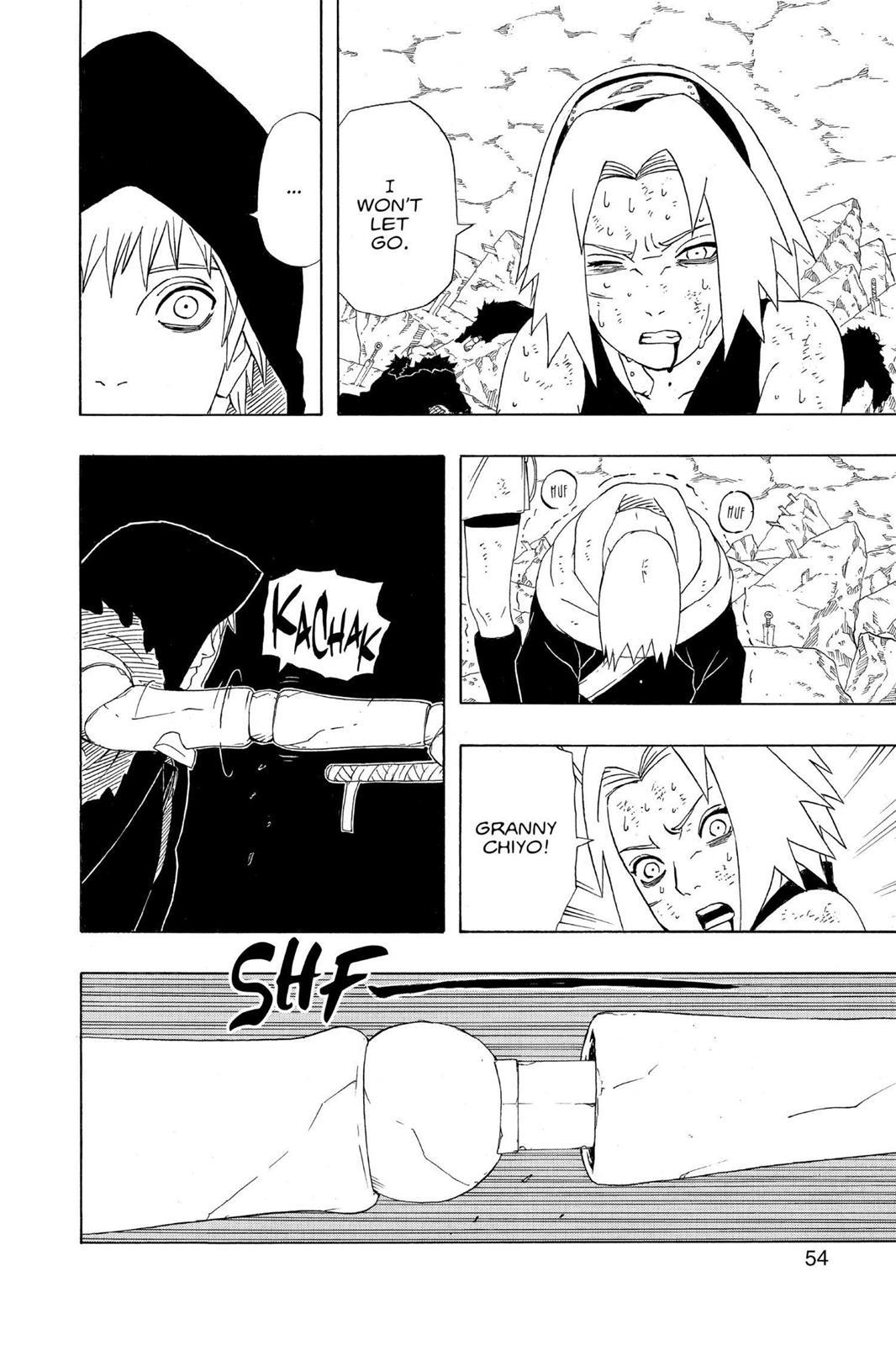 Naruto, Chapter 274 image 008