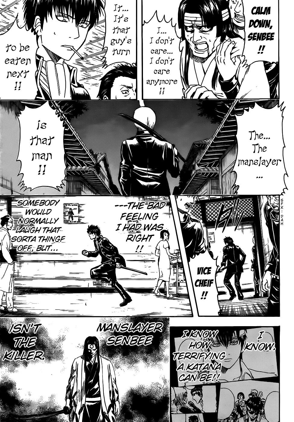 Gintama Chapter, 427 image 003