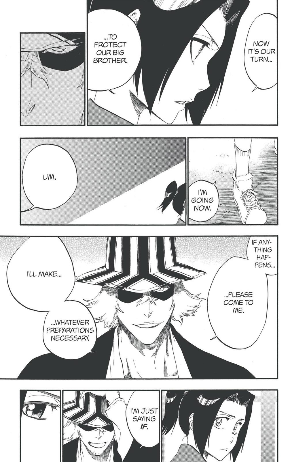 Bleach, Chapter 428 image 017