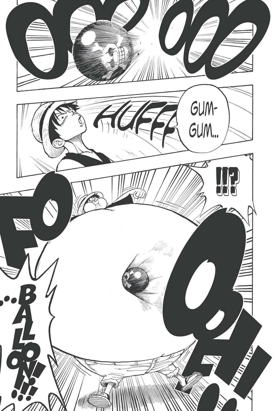 One Piece, Chapter 15 image 017