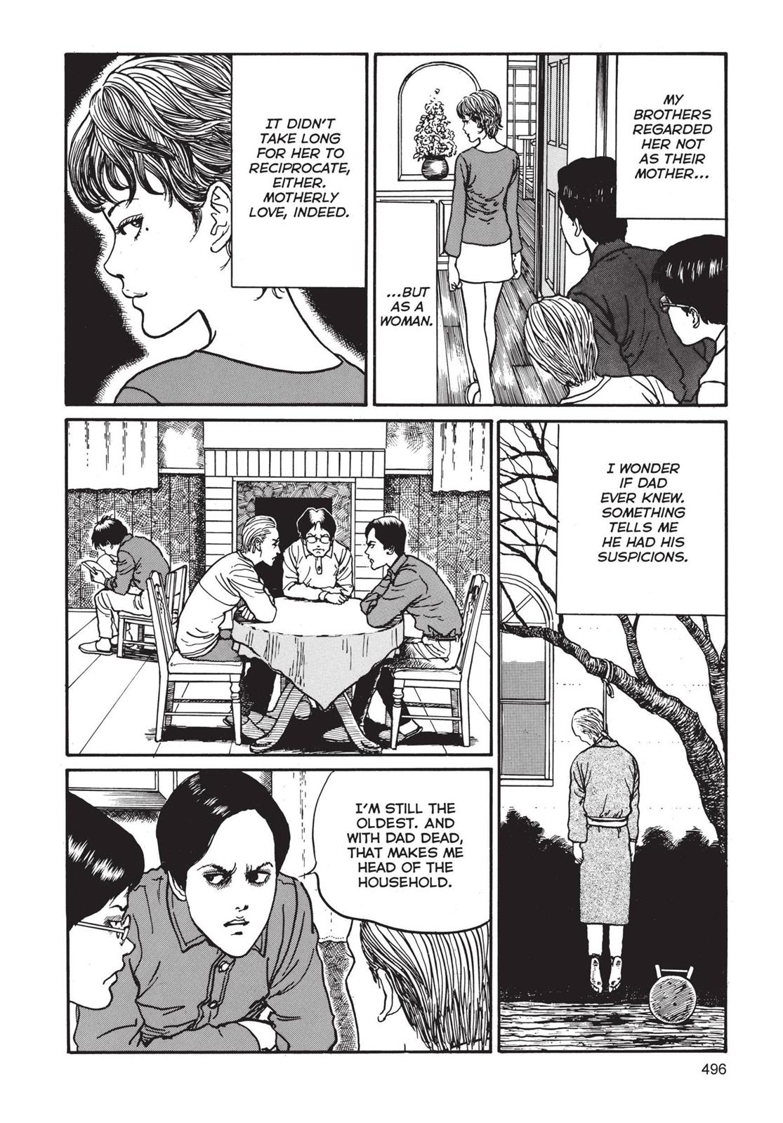 Tomie, Chapter 13 image 004