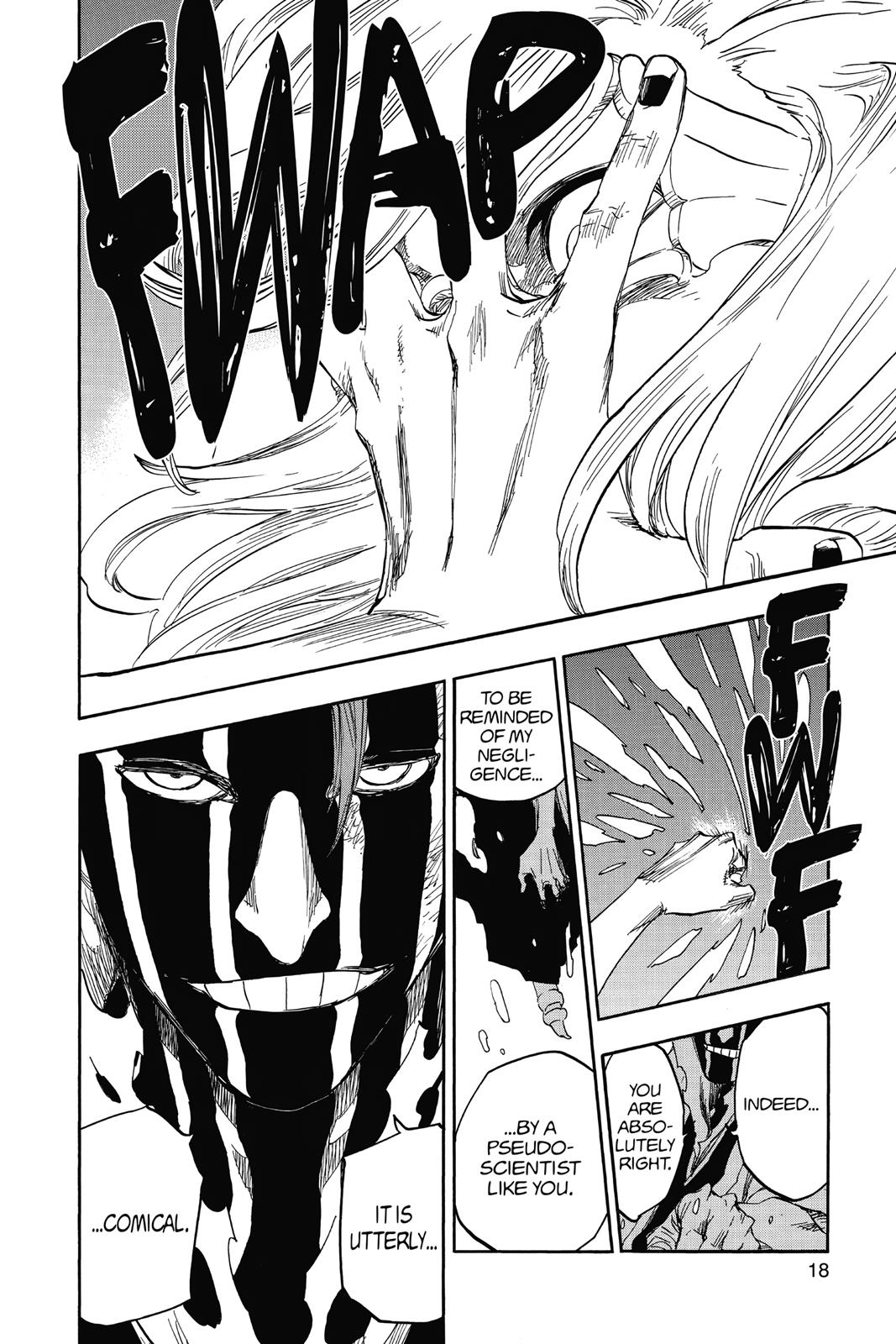 Bleach, Chapter 643 image 018