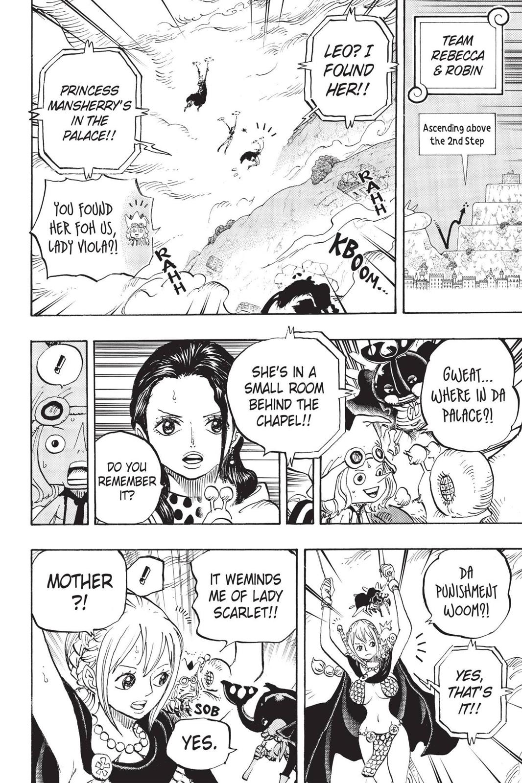 One Piece, Chapter 756 image 007