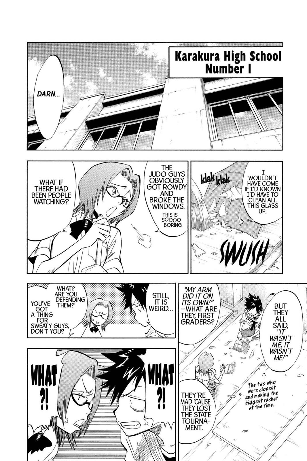 Bleach, Chapter 40 image 015
