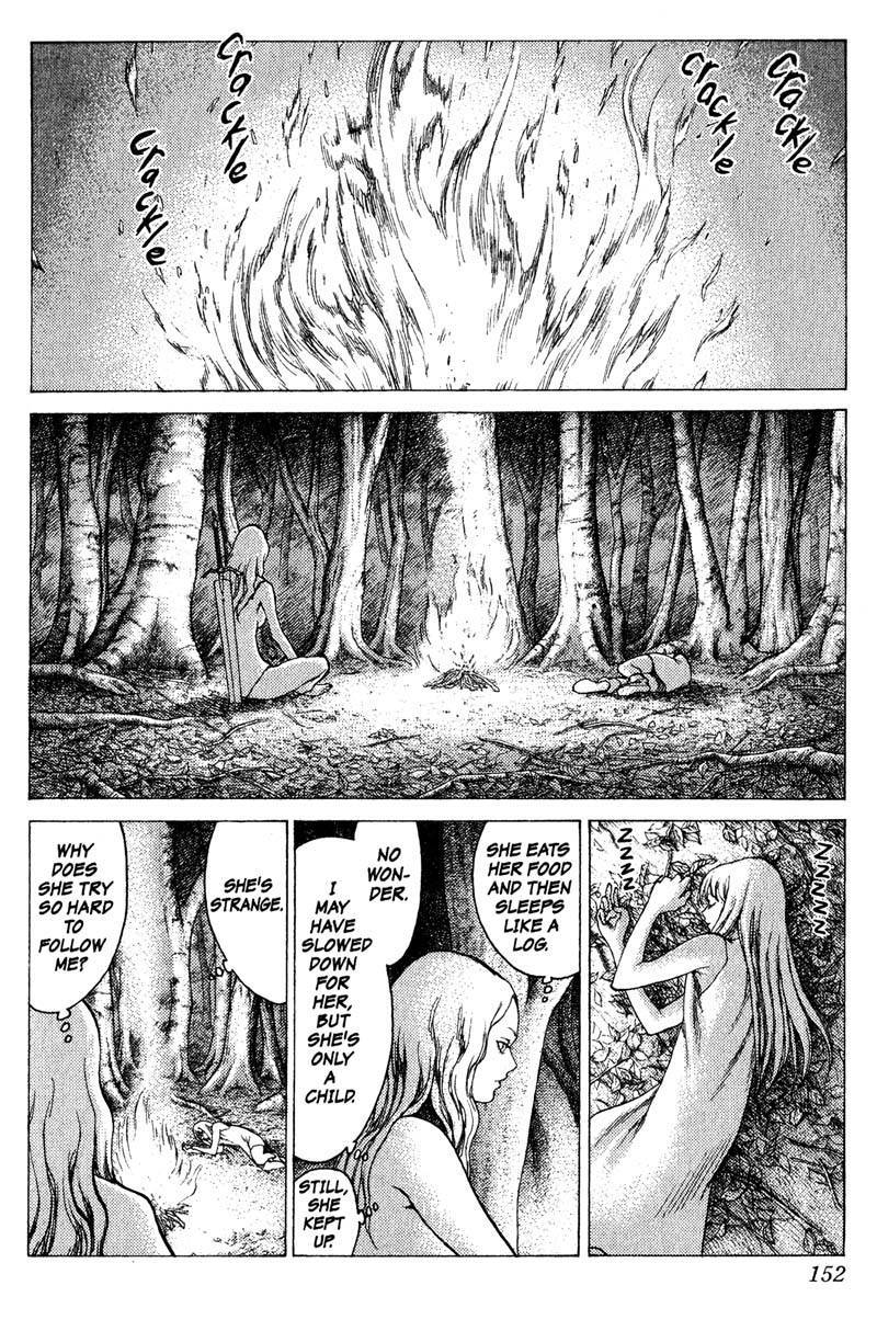 Claymore, Chapter 14 image 023
