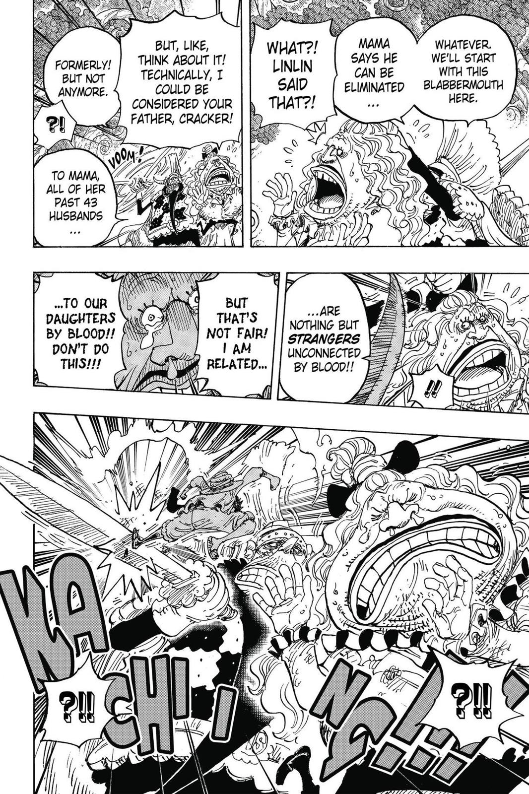 One Piece, Chapter 836 image 010