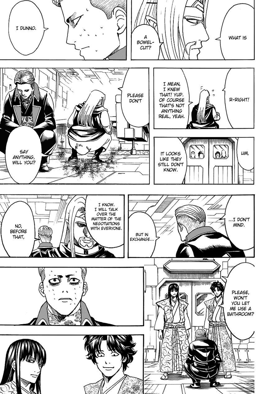 Gintama Chapter, 600 image 015