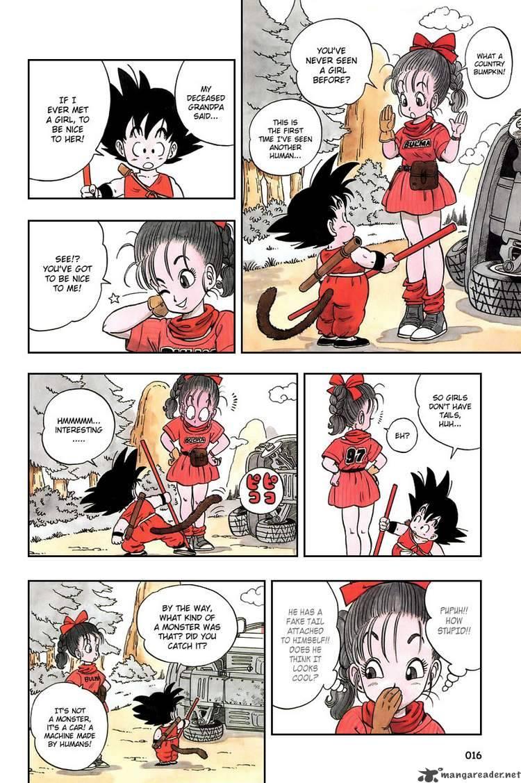 Dragon Ball, Chapter 1 image 018