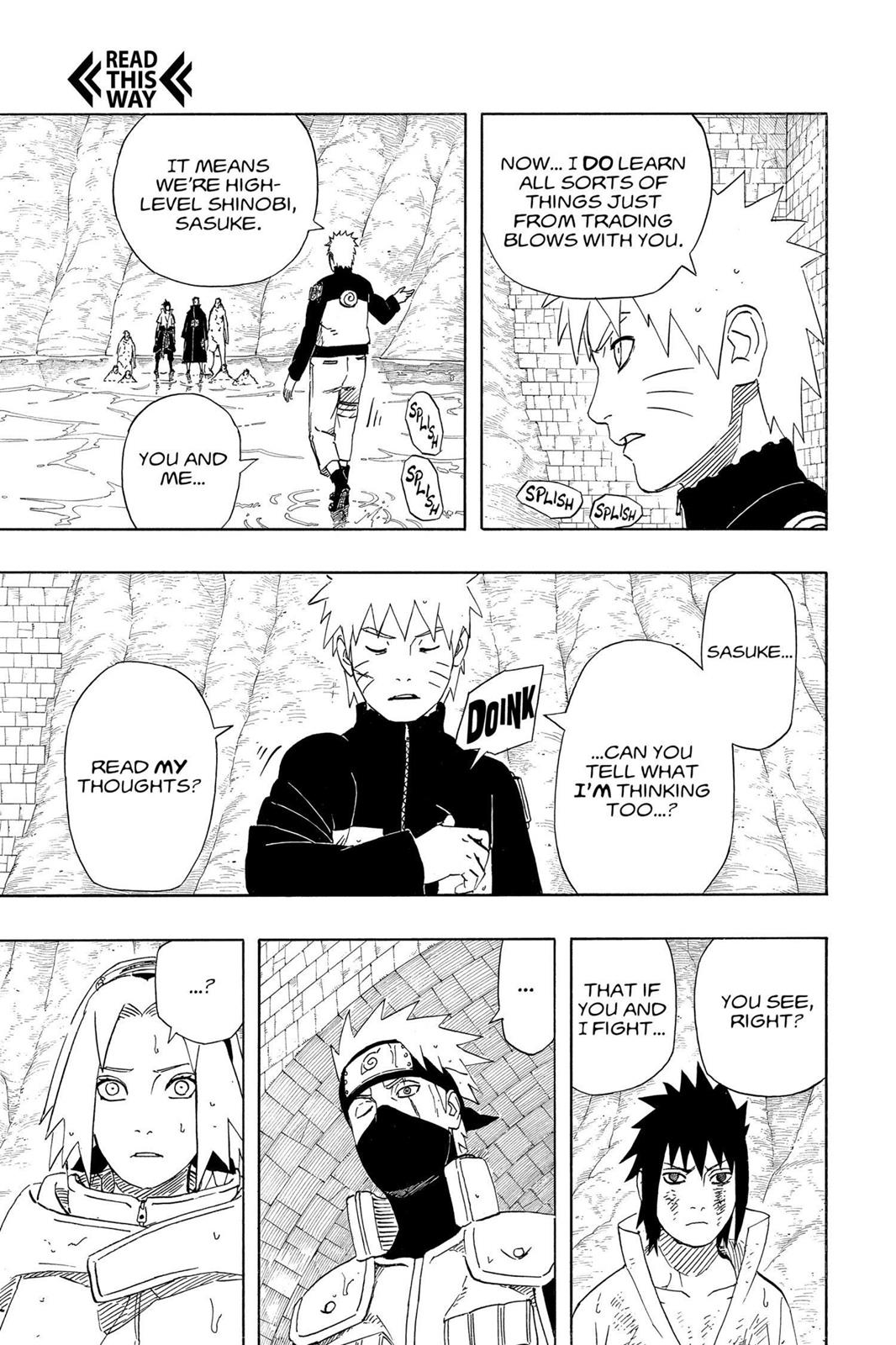 Naruto, Chapter 486 image 011