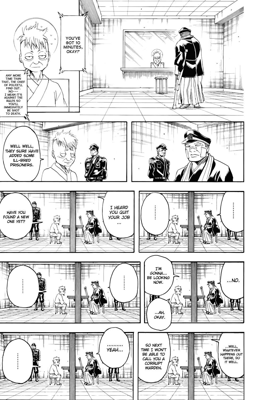 Gintama Chapter, 342 image 017