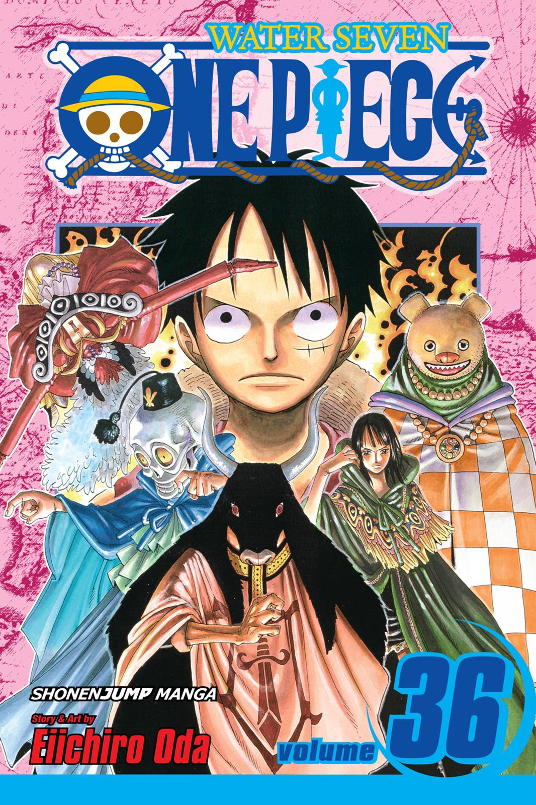One Piece, Chapter 337 image 001