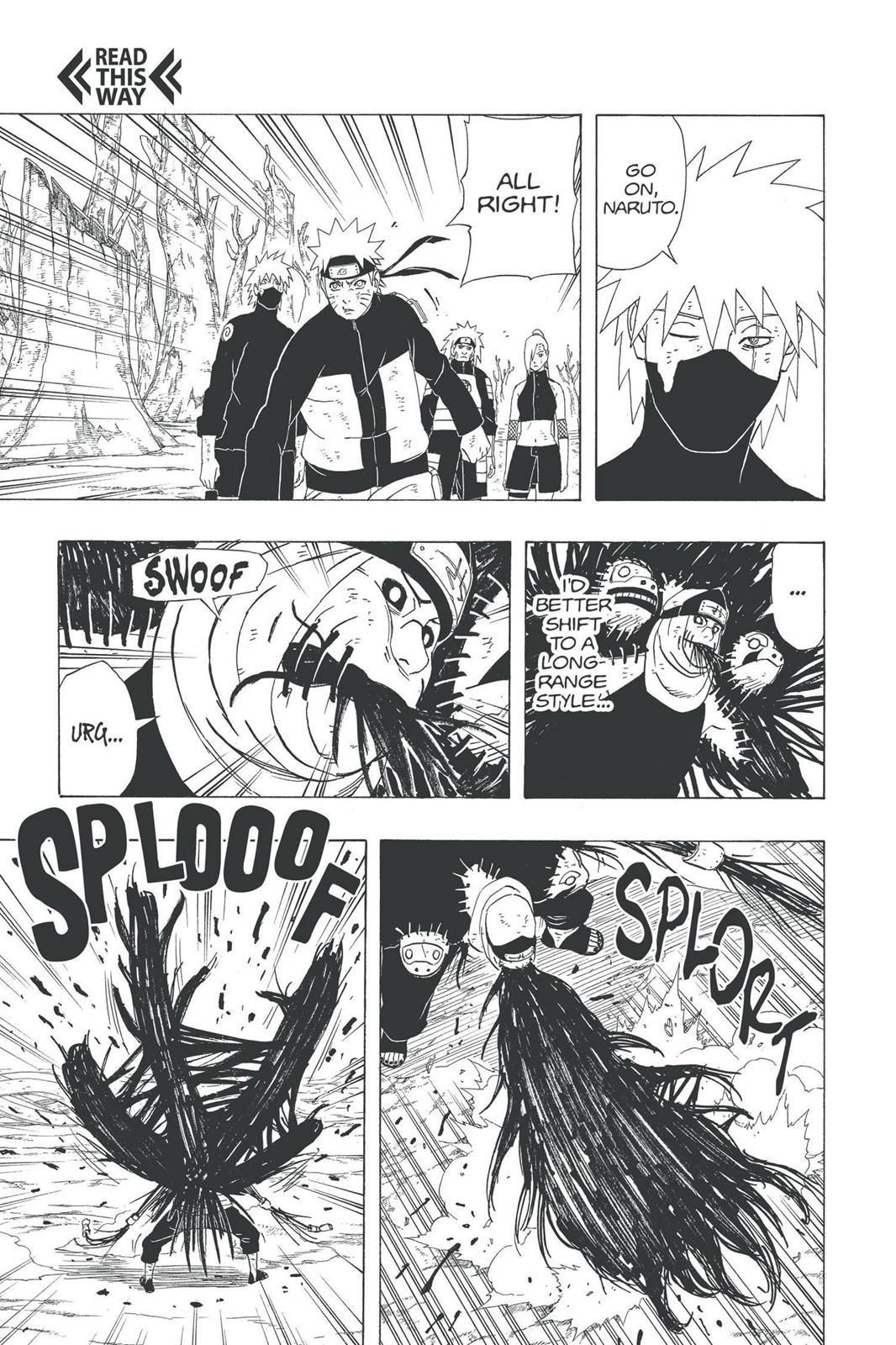 Naruto, Chapter 341 image 003