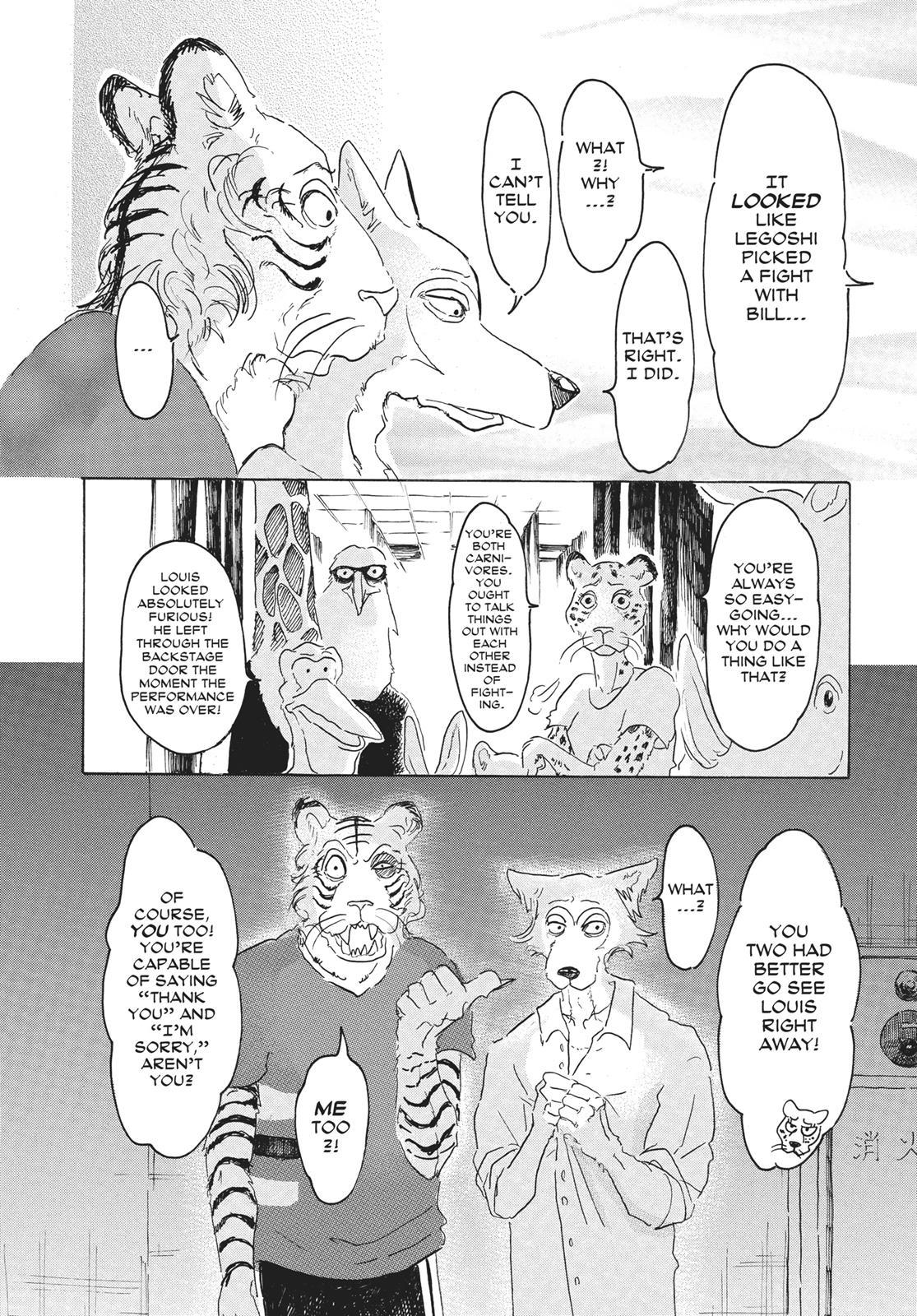 Beastars Manga, Chapter 16 image 015