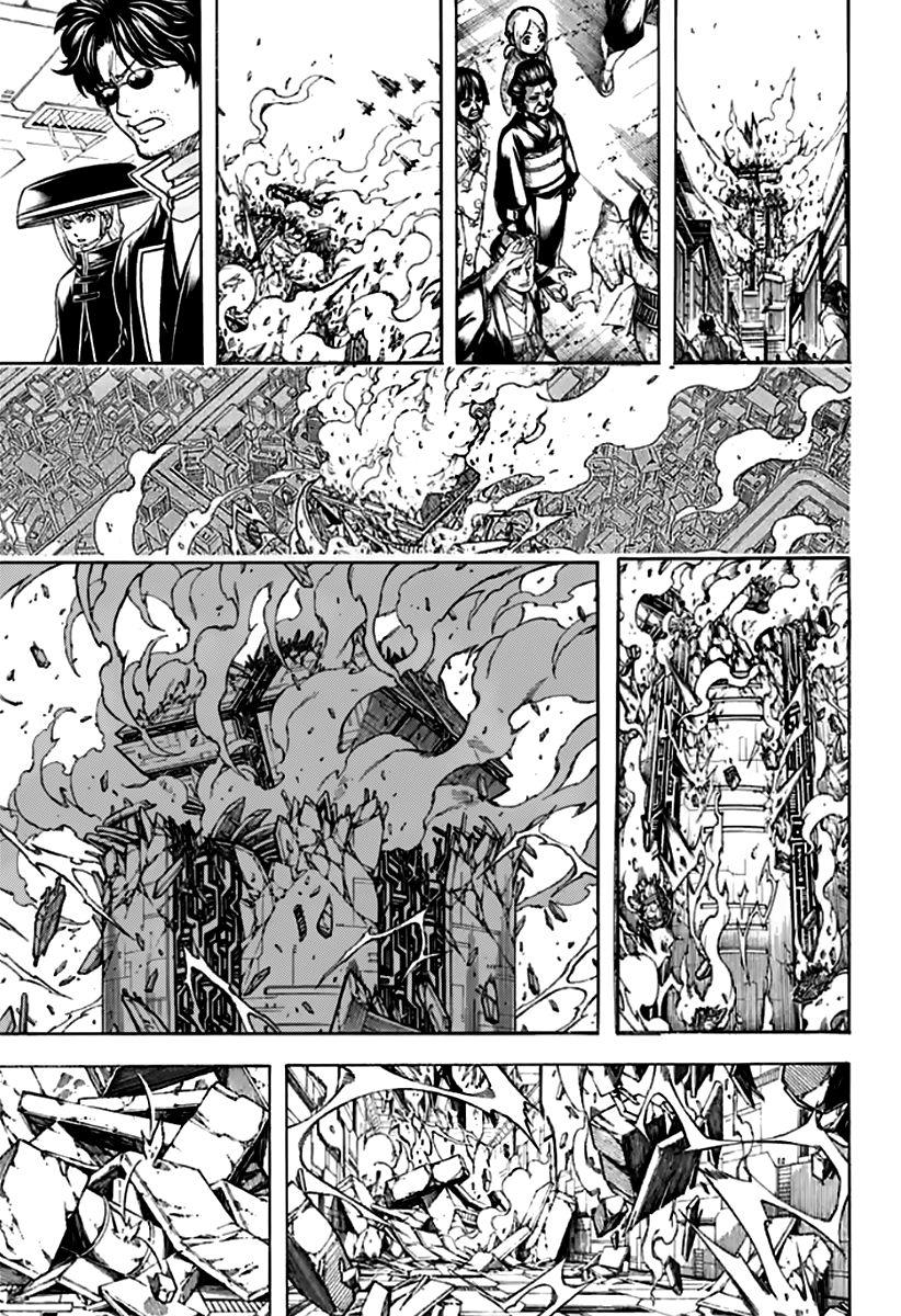 Gintama Chapter, 702 image 023