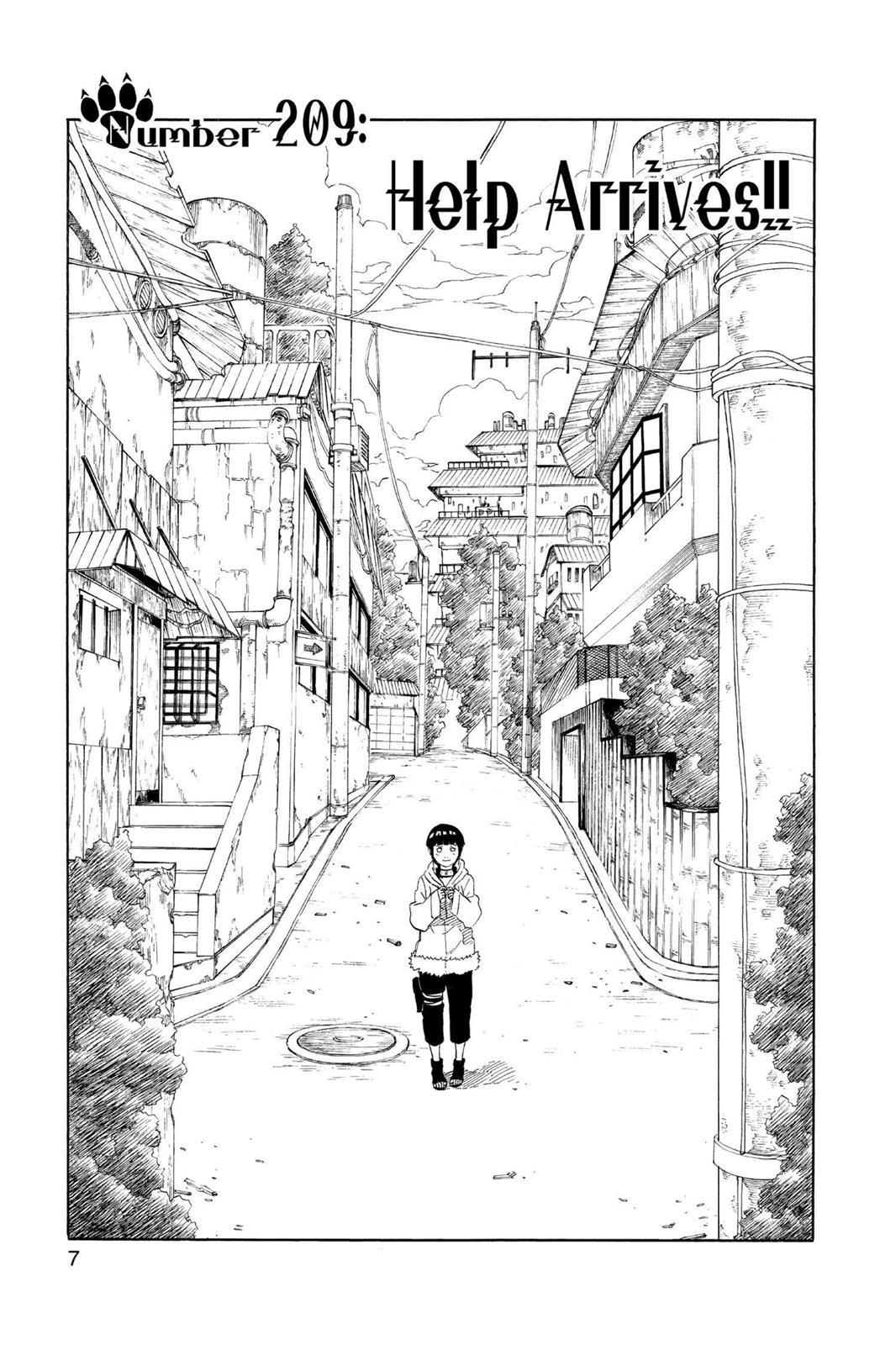 Naruto, Chapter 209 image 008