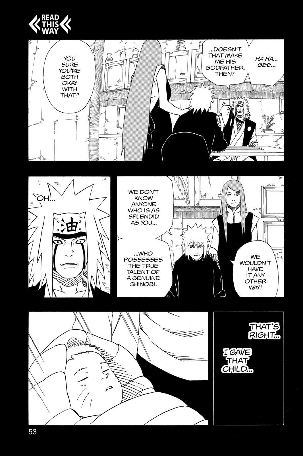 Naruto, Chapter 382 image 011