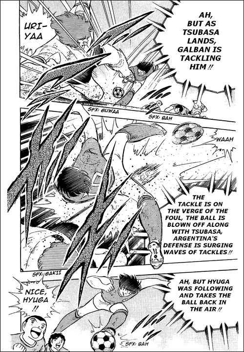 Captain Tsubasa, Chapter 94 image 102