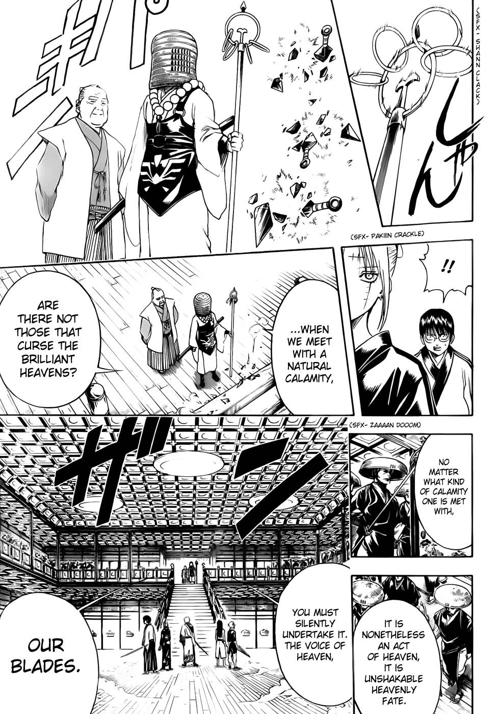 Gintama Chapter, 391 image 013