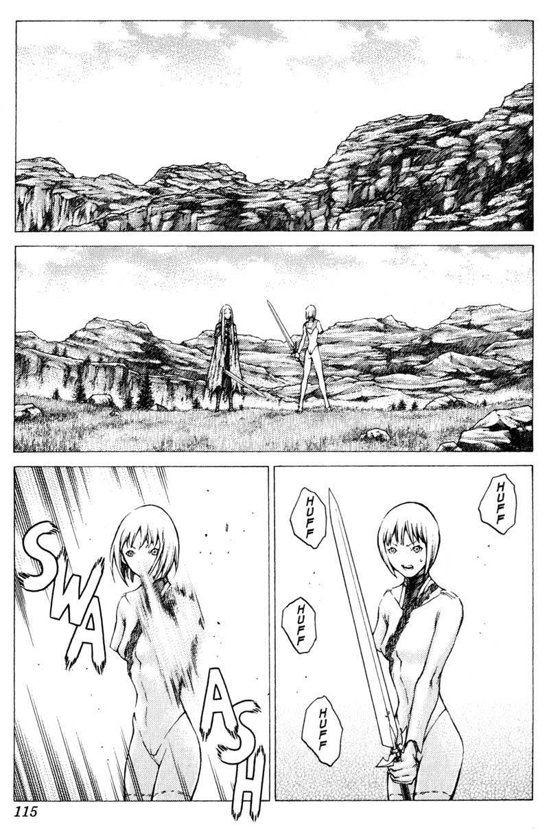 Claymore, Chapter 37 image 026