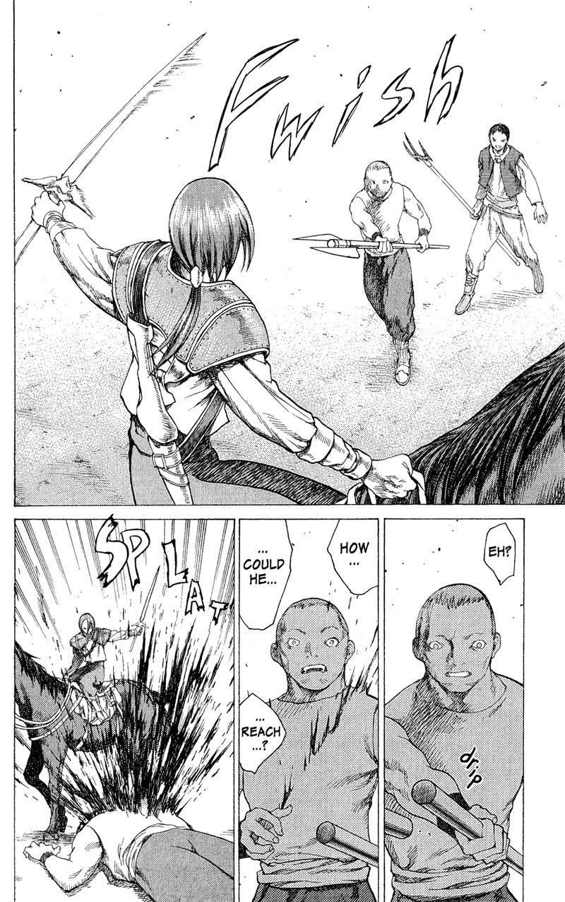Claymore, Chapter 16 image 028