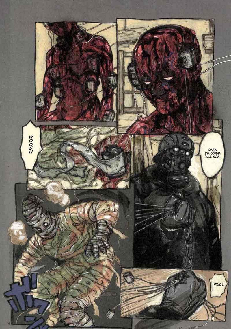 Dorohedoro, Chapter 66 image 005
