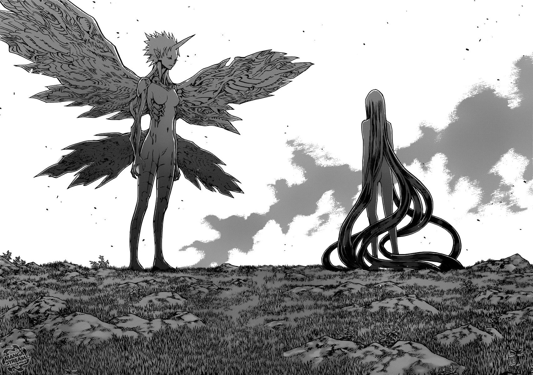 Claymore, Chapter 133 image 019