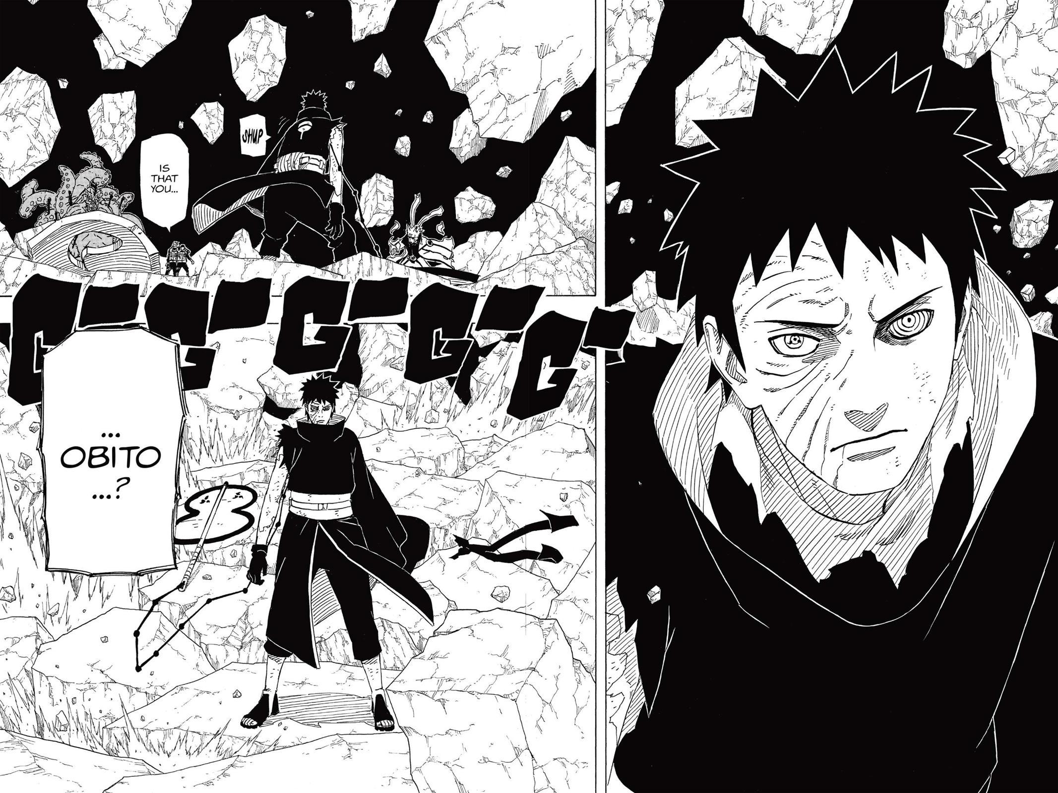Naruto, Chapter 599 image 015