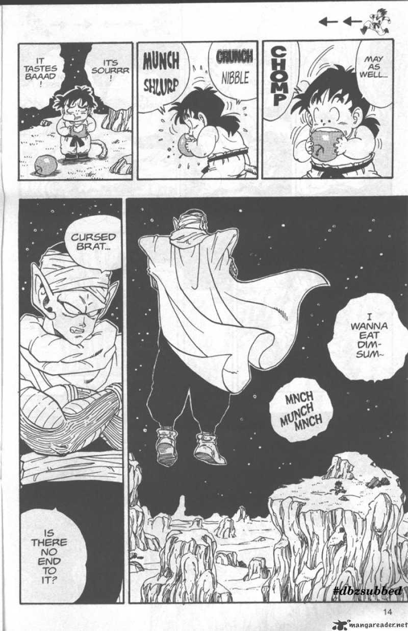Dragon Ball, Chapter 207 image 014