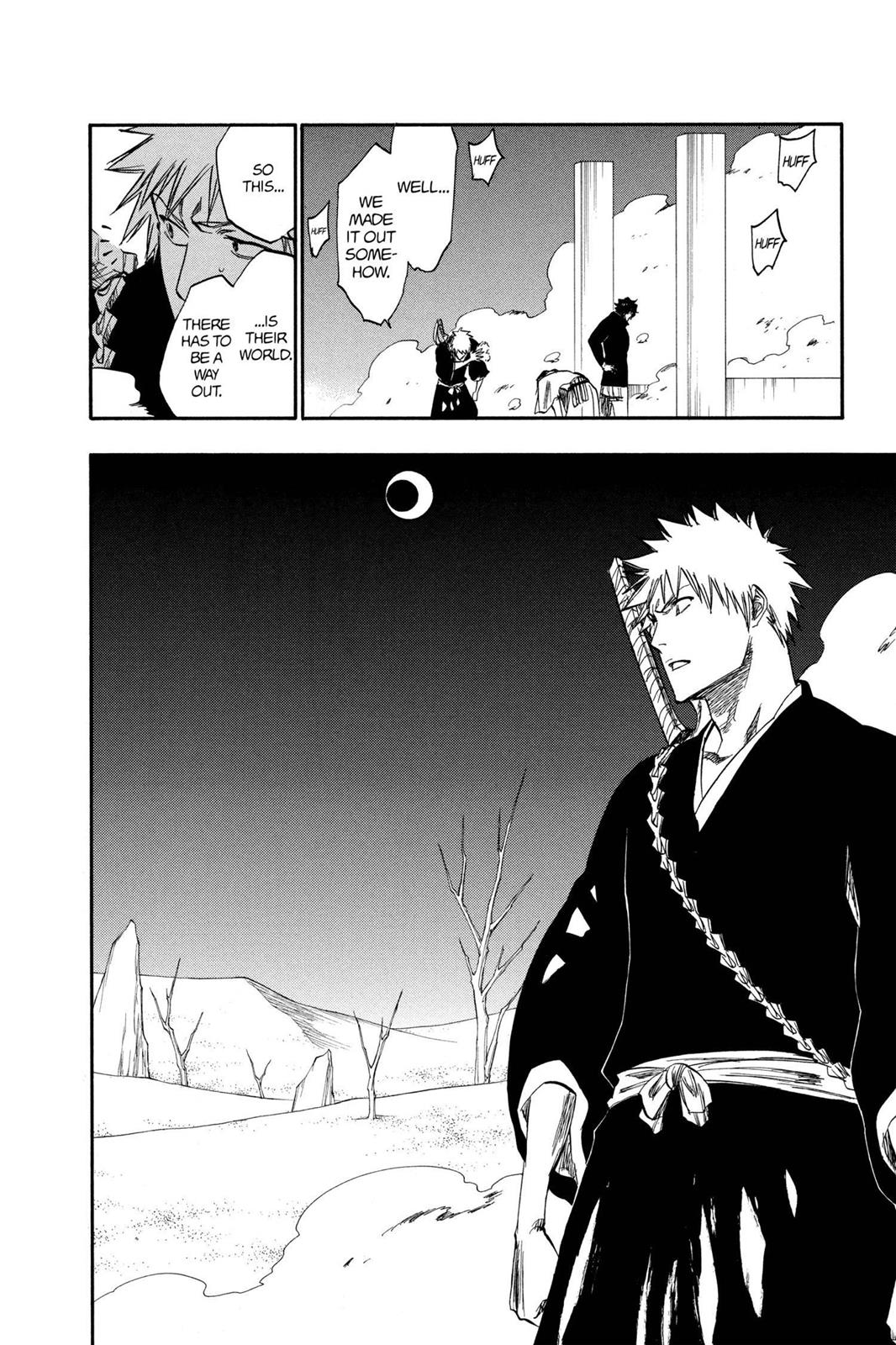 Bleach, Chapter 244 image 008