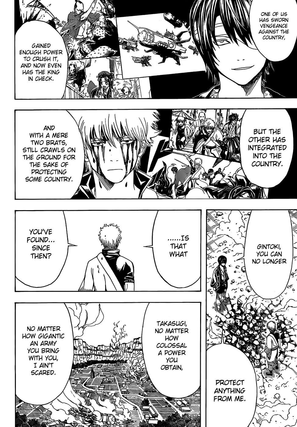 Gintama Chapter, 514 image 014