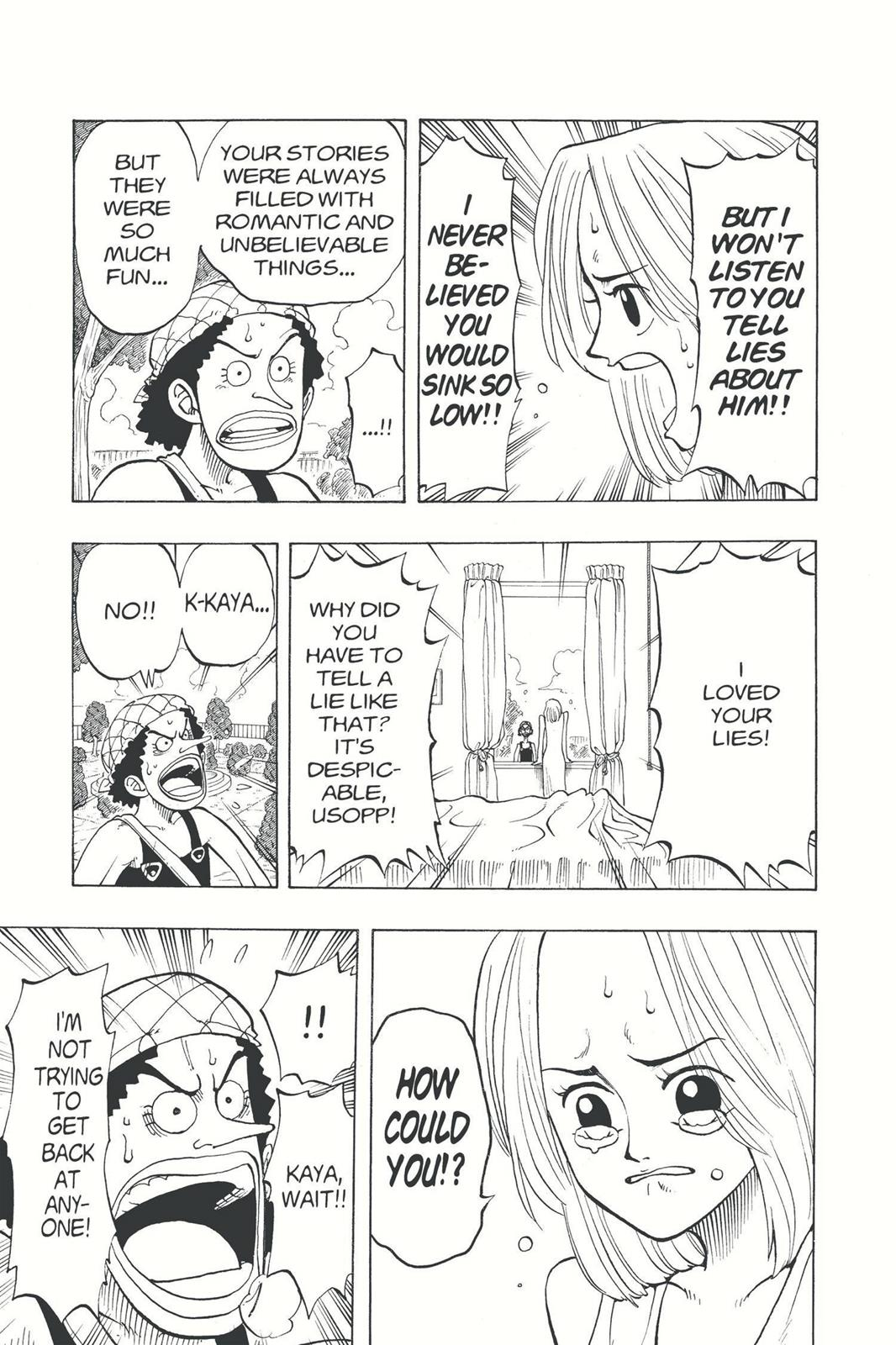 One Piece, Chapter 27 image 016