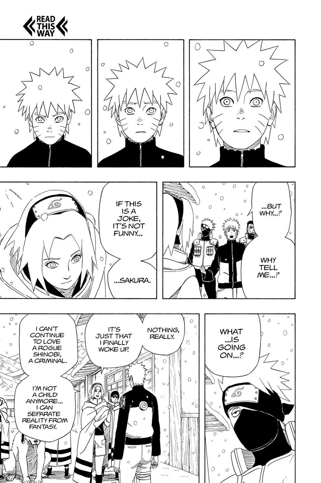 Naruto, Chapter 469 image 011