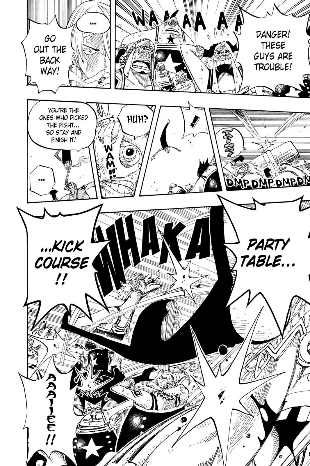 One Piece, Chapter 330 image 012