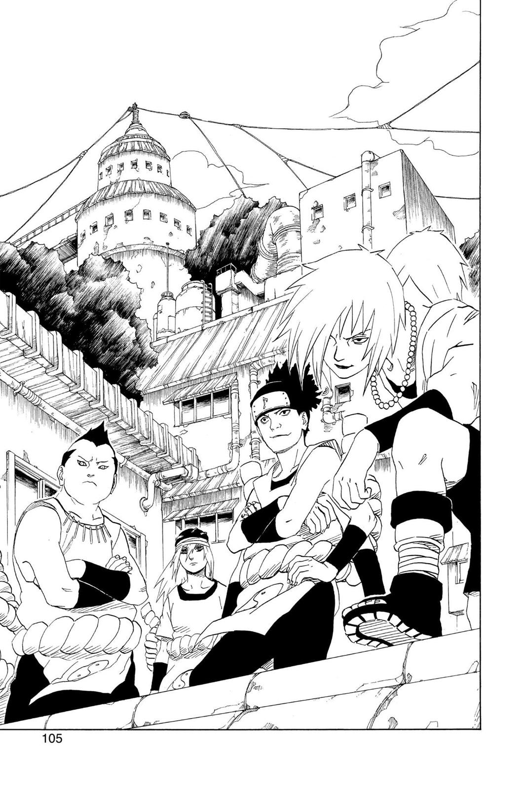 Naruto, Chapter 176 image 019