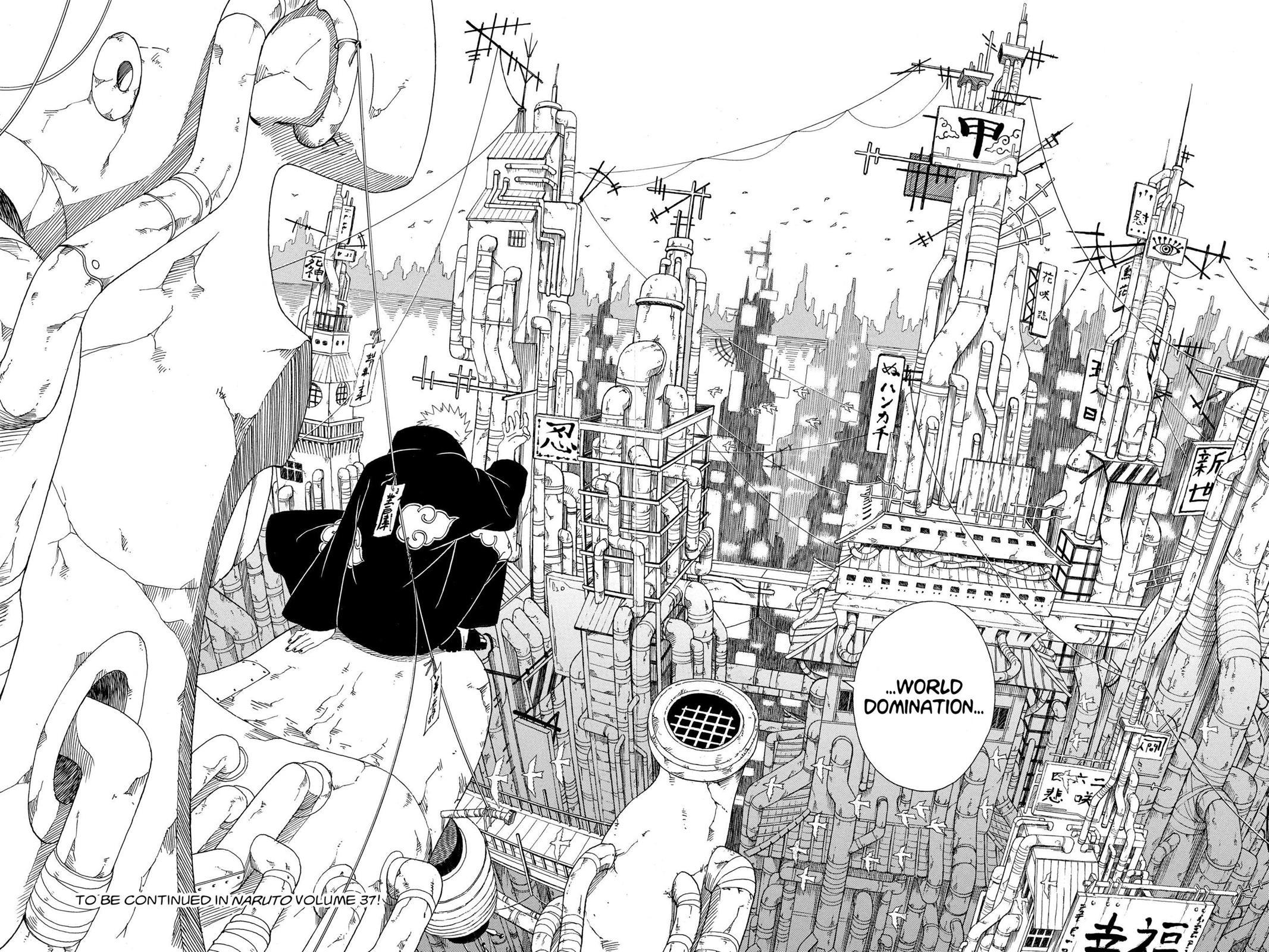 Naruto, Chapter 329 image 015