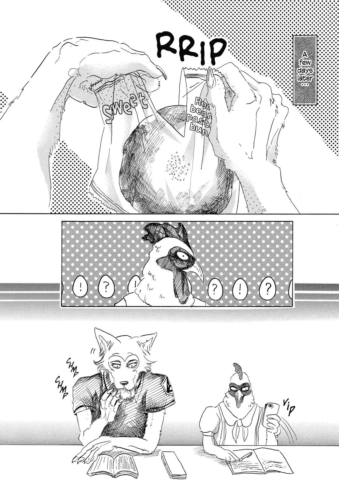 Beastars Manga, Chapter 20 image 012