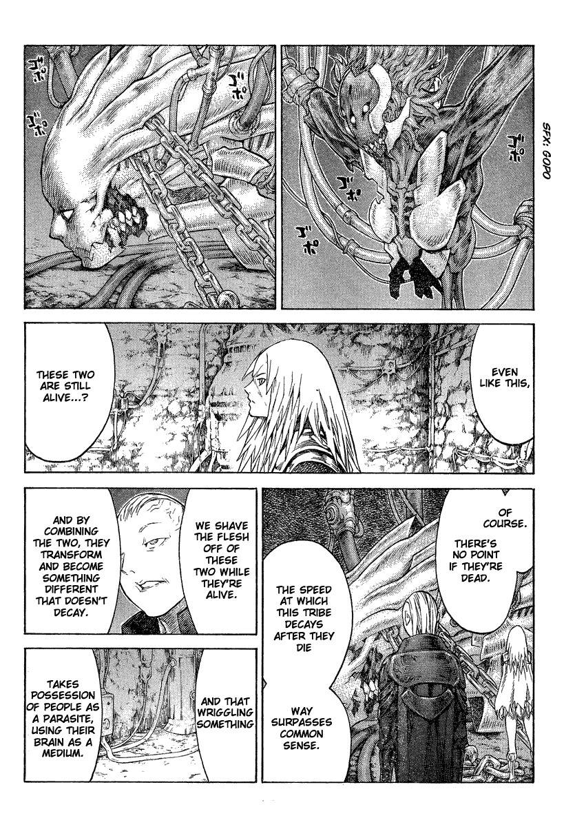 Claymore, Chapter 126 image 010