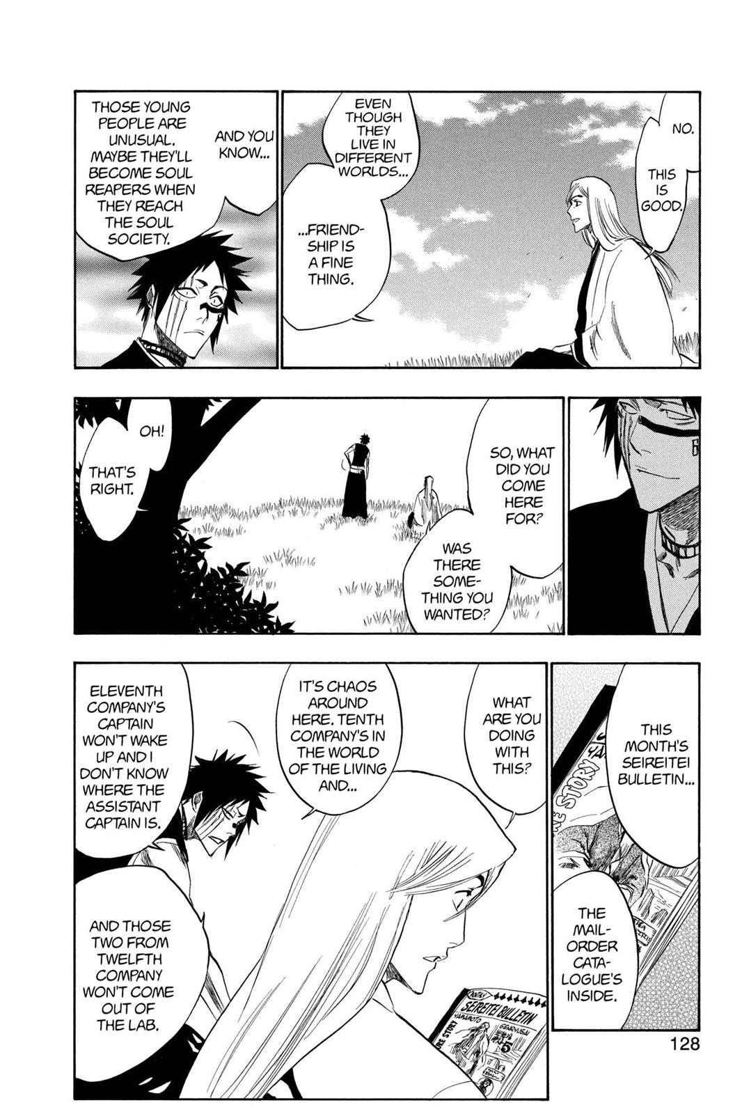 Bleach, Chapter 230 image 004