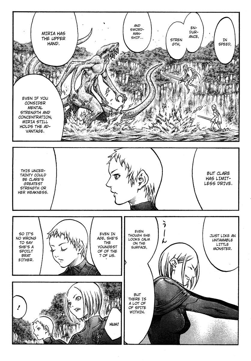 Claymore, Chapter 85 image 009