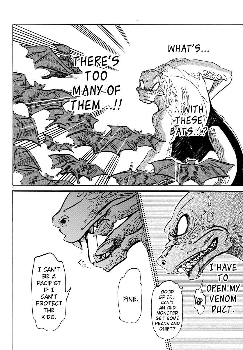 Beastars Manga, Chapter 142 image 017