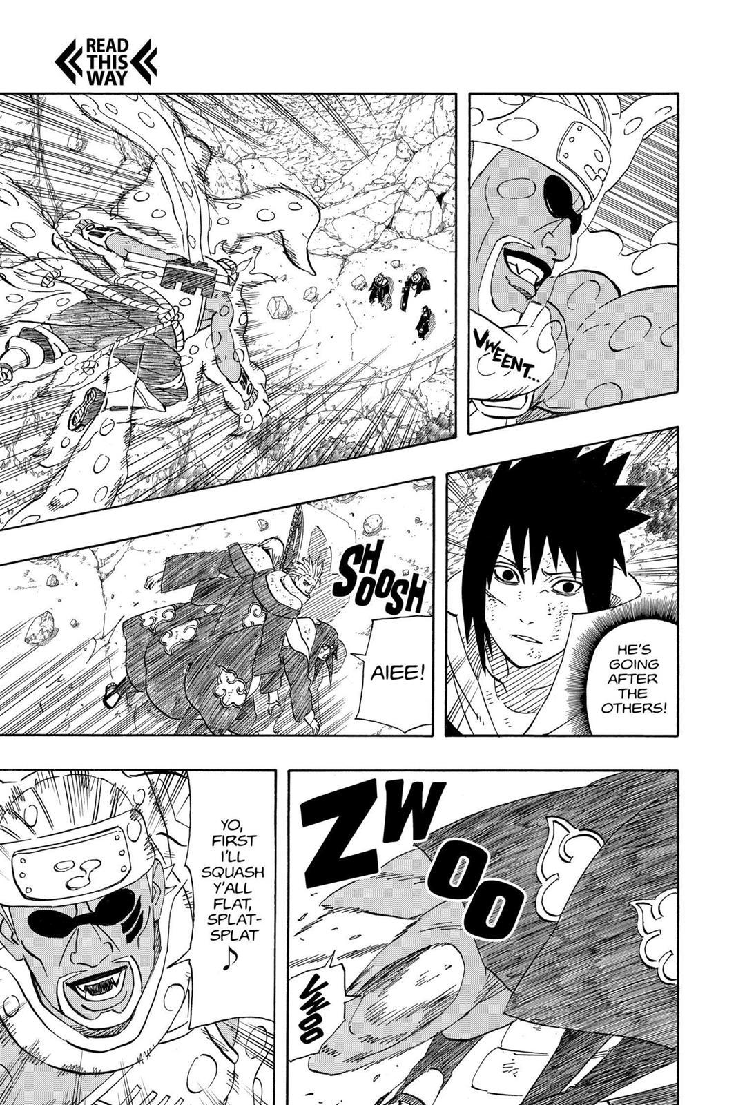 Naruto, Chapter 413 image 012
