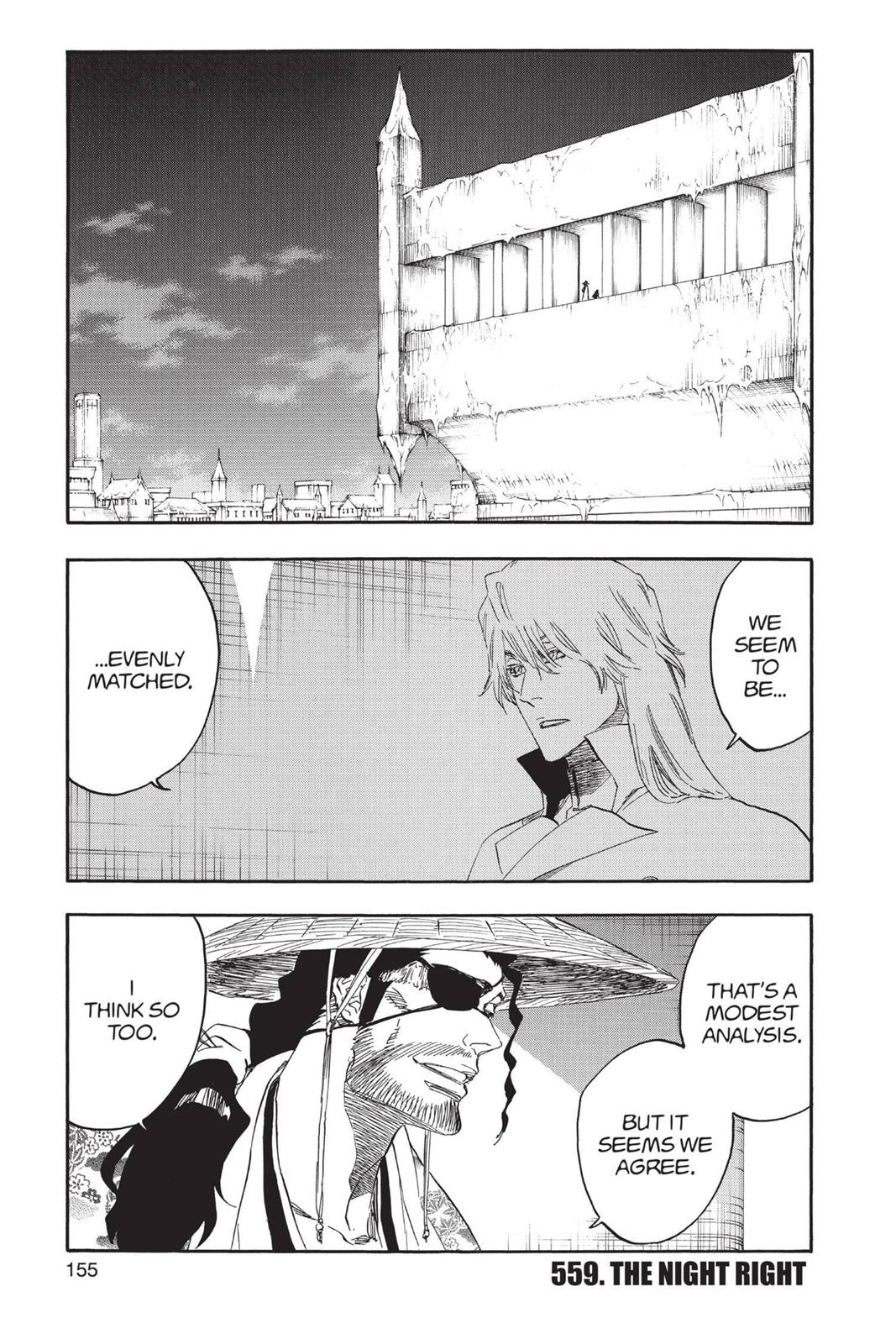 Bleach, Chapter 559 image 001