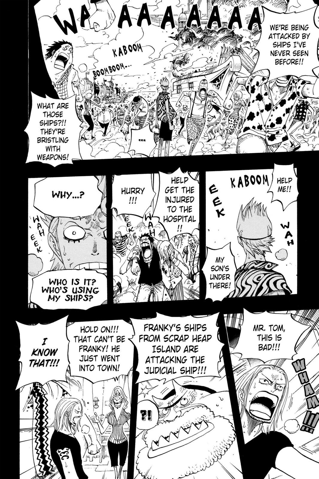 One Piece, Chapter 355 image 018